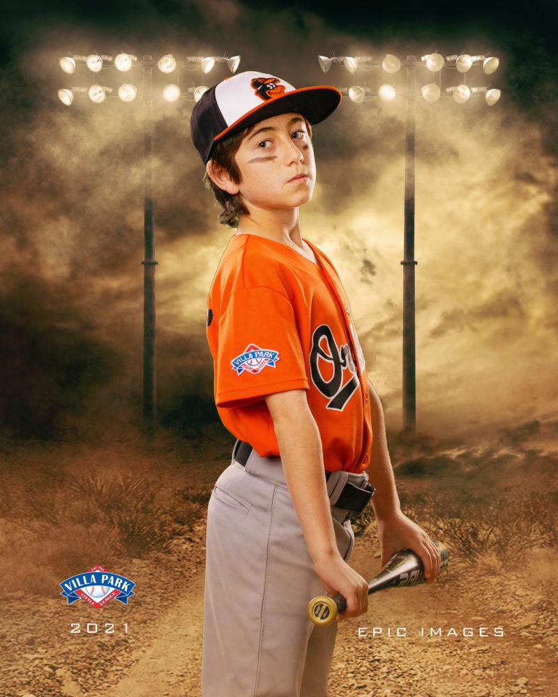 Baseball kid - Epic Images