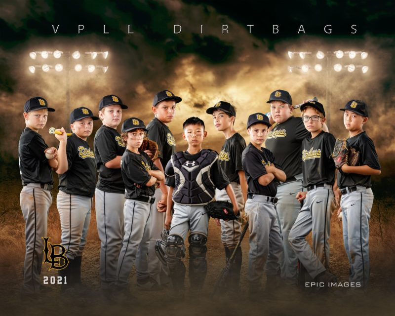 Baseball Team - Epic Images